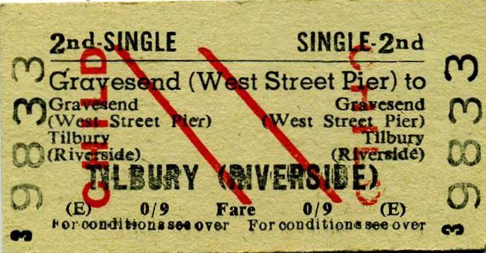 Edmondson Railway Ticket (from Flickr)