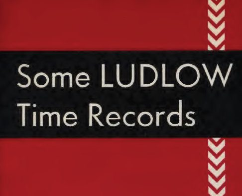 Some Ludlow Time Records